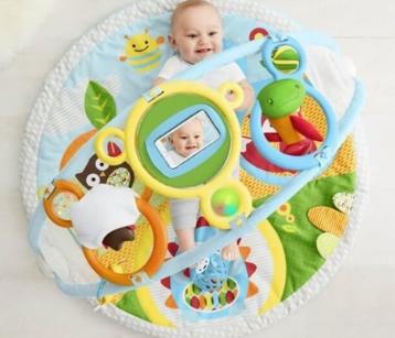 Quel tapis d'éveil choisir pour son enfant ?